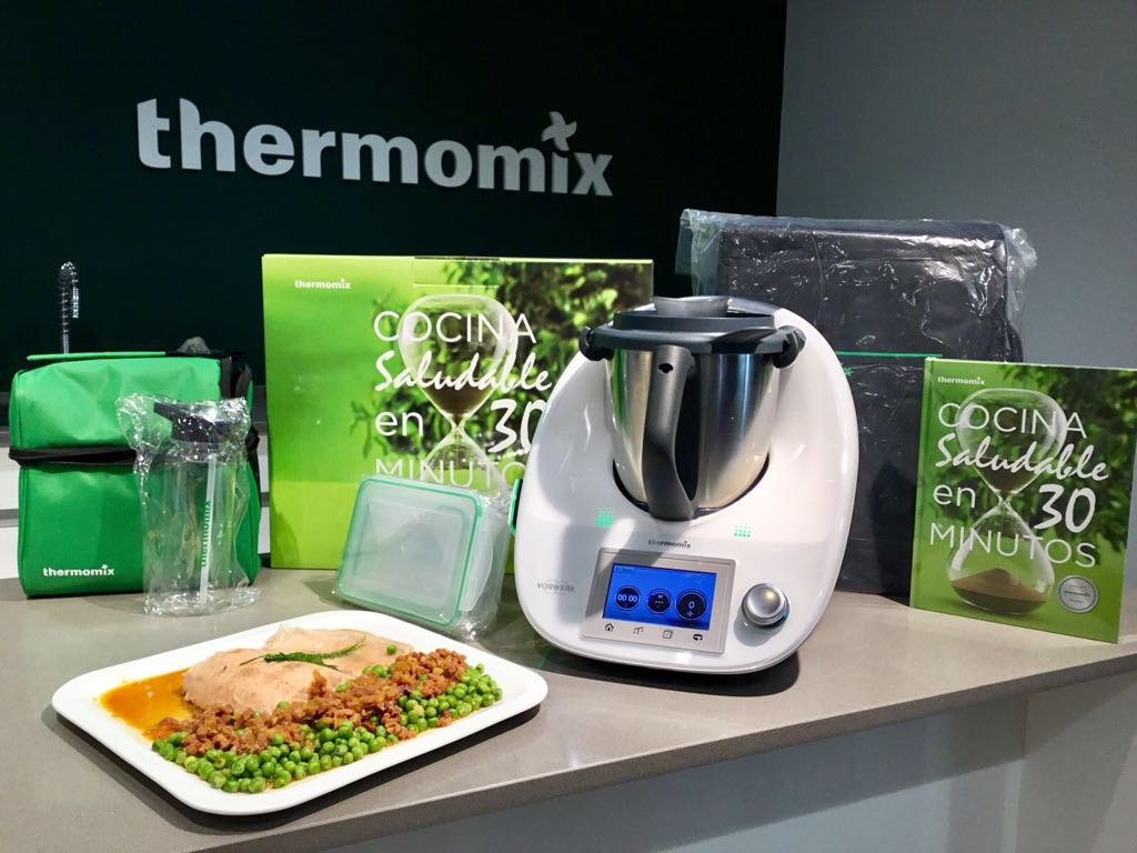 Edici n cocina saludable en 30 minutos noticias blog for Cocina saludable en 30 minutos thermomix