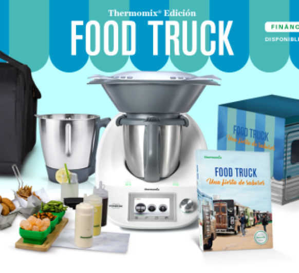 Thermomix® Food Trucks sin intereses