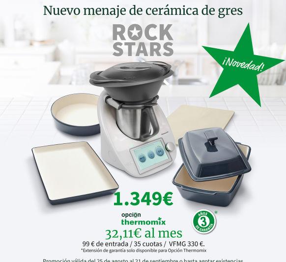 Tu TM6 ahora por sólo 32,11€ al mes. Thermomix® -Majadahonda- Madrid