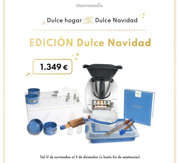 EDICION DULCE NAVIDAD CON Thermomix® -MAJADAHONDA-MADRID