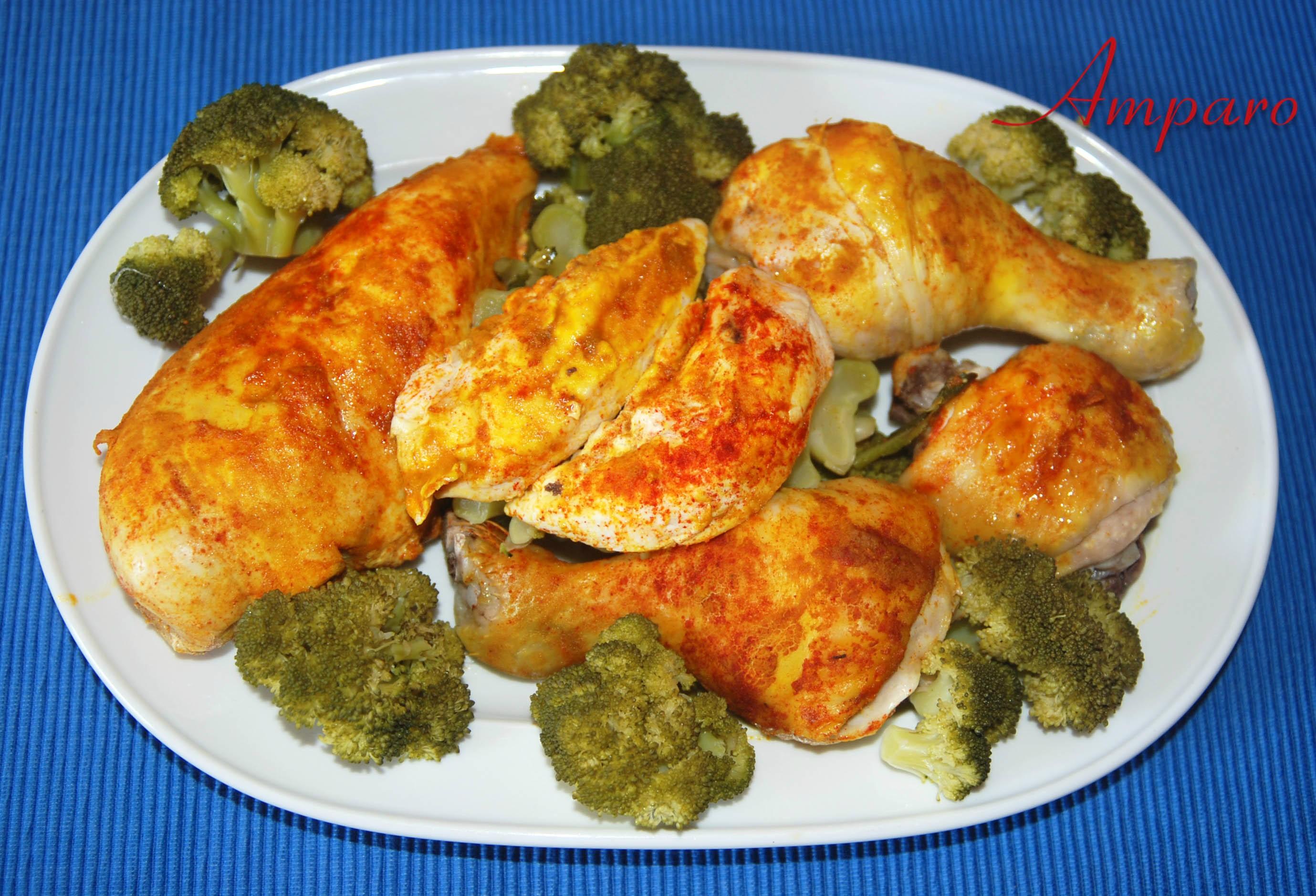 Un pollo... 4 comidas con Thermomix®
