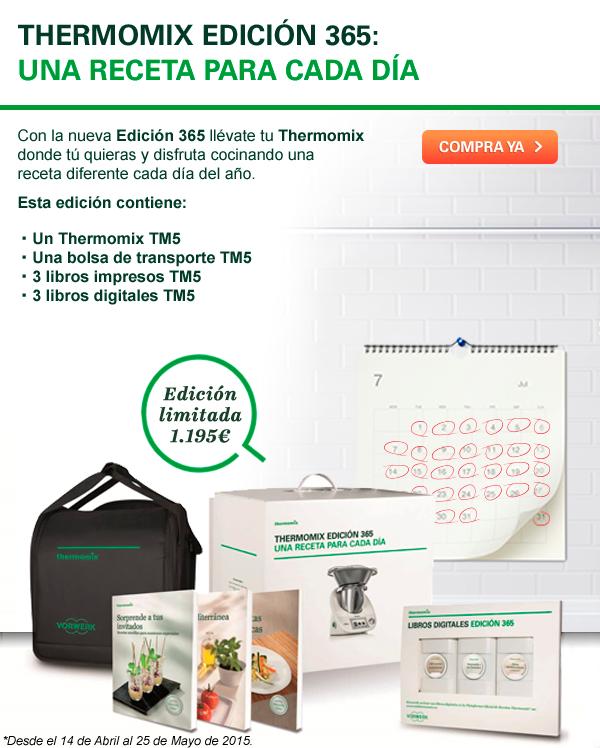 NUEVA EDICIÓN Thermomix® 5!!!!