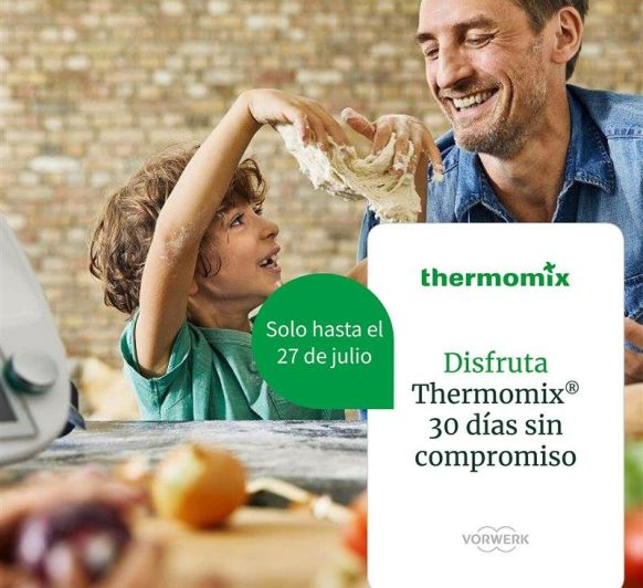 No dejes pasar esta oportunidad,disfruta tu Thermomix® 30 días. Majadahonda. Madrid