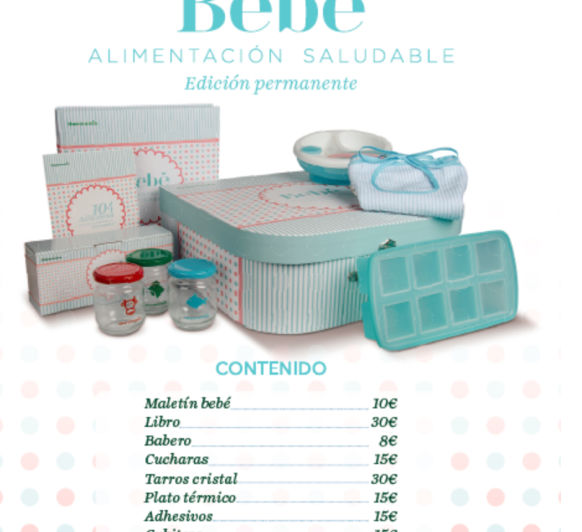 Acompaña tu Thermomix® TM5 con la Edición Bebe!!! Un precioso regalo!!!