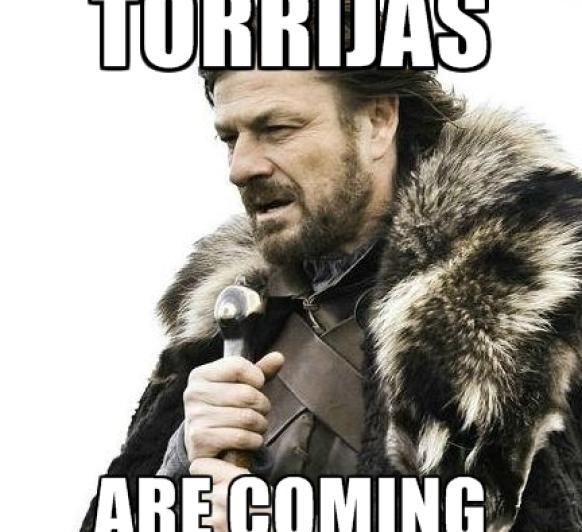 Torrijas