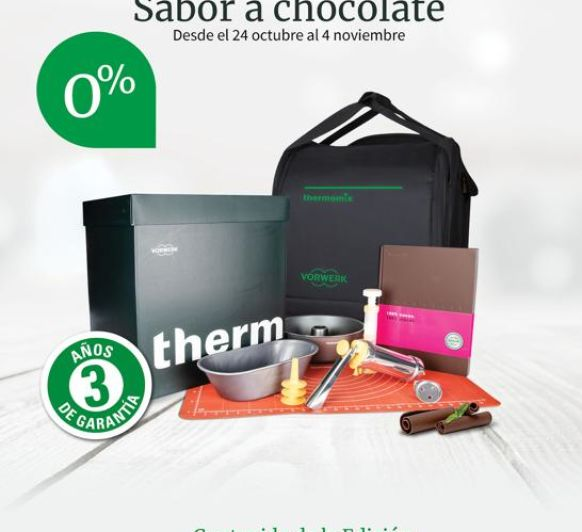 EDICCION CHOCOLATE AL O%