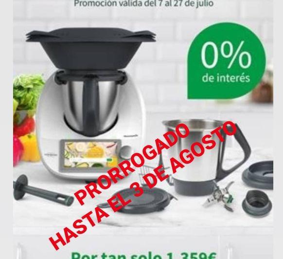CONSIGUE TU Thermomix® CON FINANCIACIÓN ESPECIAL AL 0% ¡¡¡NUEVA EDICIÓN!!! - MAJADAHONDA - MADRID