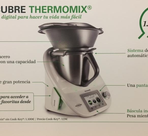 ''COOK-KEY'' La llave para cocinar con Thermomix® TM5