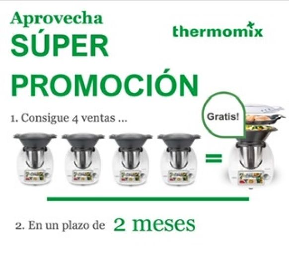 CONSIGUE Thermomix® CARMEN R. MONTILLA MAJADAHONDA