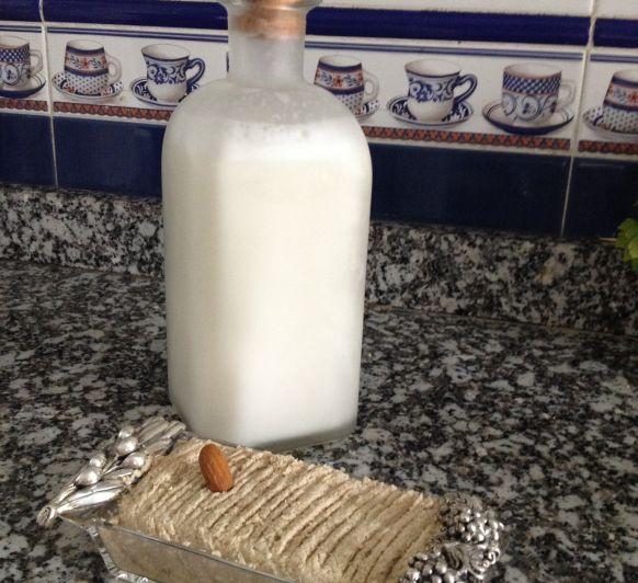 Bebida y queso de Almendras con Thermomix®