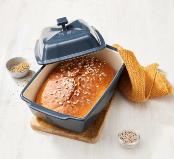 Pan de espelta con Betty con Thermomix® desde la Sierra de Madrid