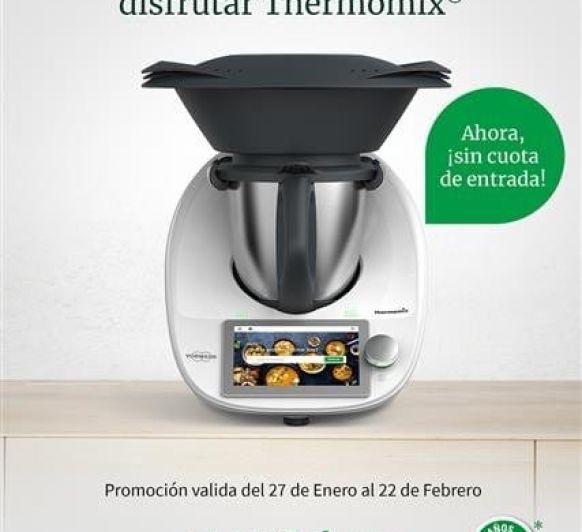 Promoción de Thermomix® de Febrero 2021