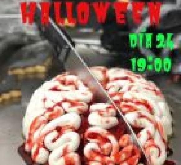 Ven A pasar una tarde divertida de Halloween