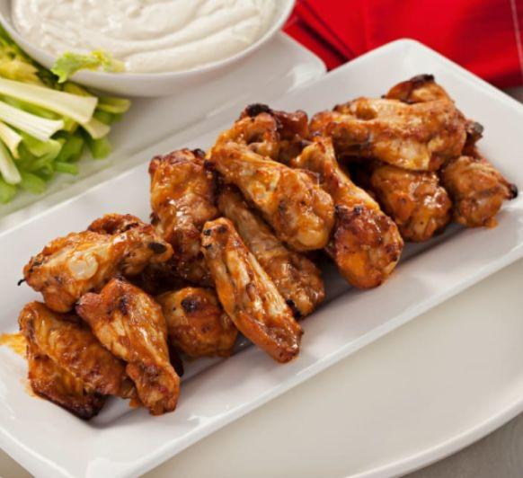 Alitas de pollo picantes (Buffalo wings) desde Thermomix® Majadahonda, Madrid.