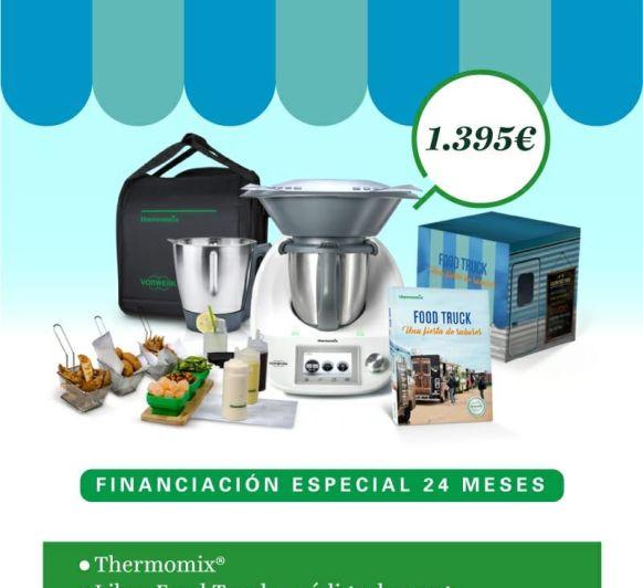 Thermomix® MAJADAHONDA JORNADA DE PUERTAS ABIERTAS