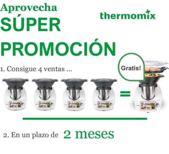 CONSIGUE TU Thermomix® SIN PAGAR - MAJADAHONDA - MADRID