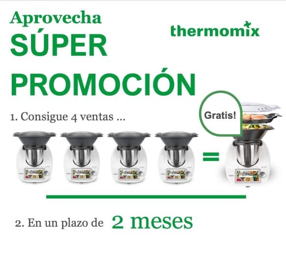 OPORTUNIDAD Thermomix®