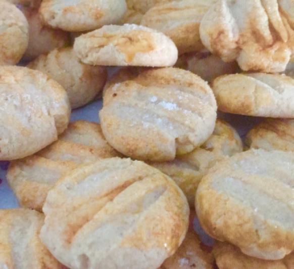 Galletas sin gluten