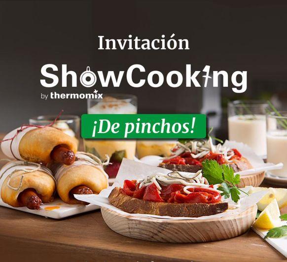 Conoce el Show Cooking