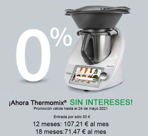 Prórroga del TM6 con 0% de interés hasta el 26 de mayo!!